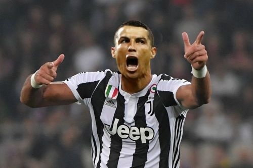 Cristiano Ronaldo has been in top form for Juventus