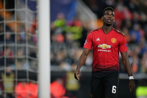 Solskjaer is a known admirer of Paul Pogba