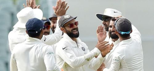 India fought creditably in tough away tours in 2018
