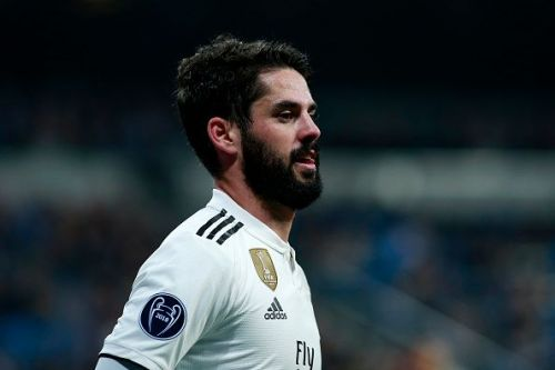Isco doesn't have City interest