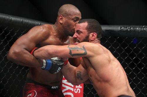 UFC 223: Clark v Rodriguez
