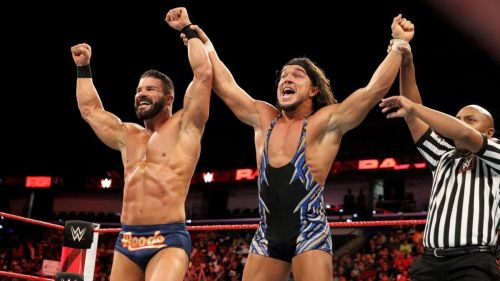 Will Bobby Roode and Chad Gable make the tag team division Glorious again?
