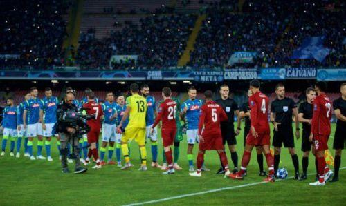 Liverpool and Napoli