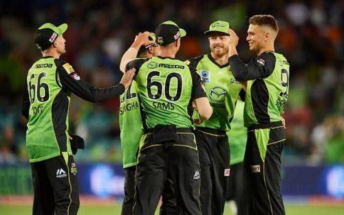 Sydney Thunder bank on confidence against Adelaide.