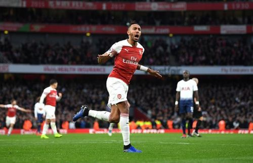 Aubameyang could well be the one to lead Arsenal to glory on Saturday