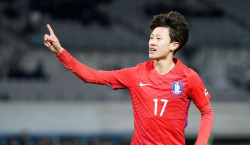 During the Russia World Cup, Lee showed that he can go toe to toe with the world's best