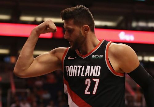 Jusuf Nurkic continues to come up big for the Blazers
