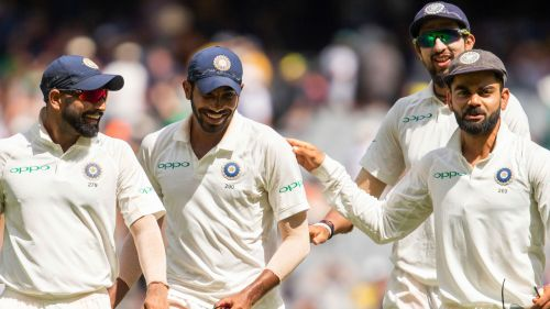Indian bowlers have been impressive throughout 2018