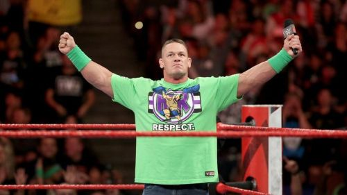 Cena can boost the viewership