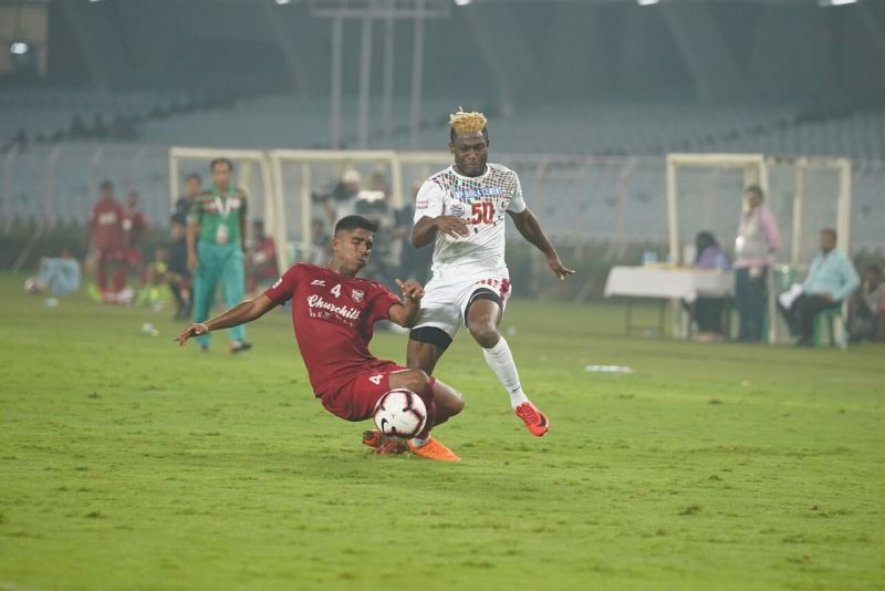 Wayne Vaz is on loan at Churchill Brothers from FC Pune City