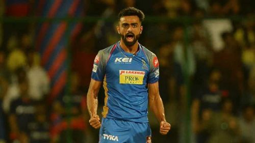 Unadkat fetched ₹8.4 crore from the Royals