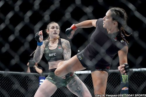 Megan Anderson vs Cat Zingano
