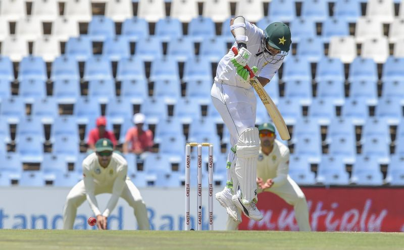 Imam-ul-haq scored fifty