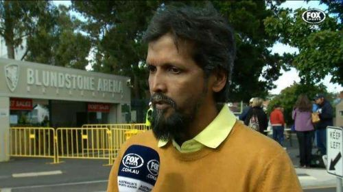 Fazeer Mohammed's passion and vast knowledge is unmatched (image source: Fox Sports)
