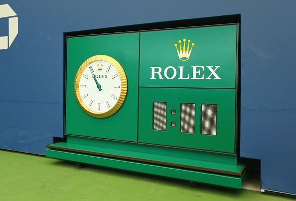 2018 US Open - Shot Clock
