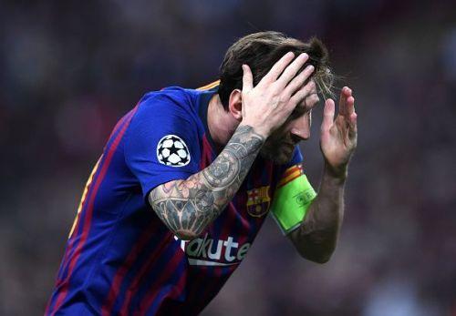 Barcelona maestro - Lionel Messi