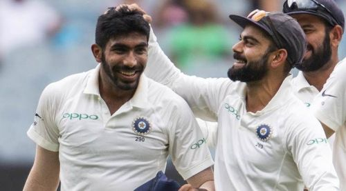 Bumrah was the Man of the Match in the 3rd Test as India regained the Border - Gavaskar Trophy
