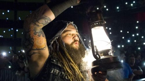 Former WWE Champion