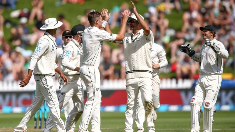 22c93954 Southee takes five as Sri Lanka recover in Wellington