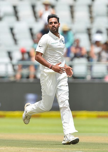 Bhuvneshwar Kumar might get a look in the second Test of the ongoing Australian tour