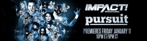 IMPACT! will air weekly on Pursuit Channel on Friday nights at 10:00 p.m. ET