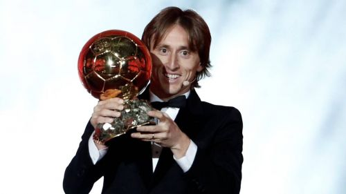 Real Madrid superstar - Luka Modric