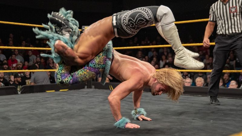 Tyler Breeze is better than you think he is