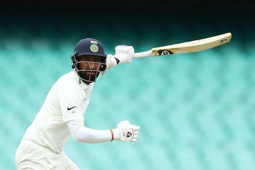 Cheteshwar Pujara hasn't scored a Test hundred in Australia