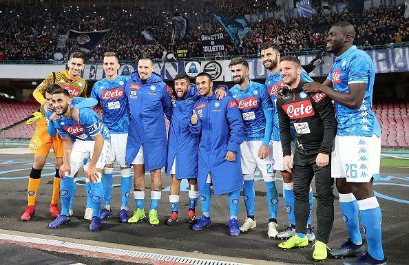 Carlo Ancelotti will bring his full strength squad