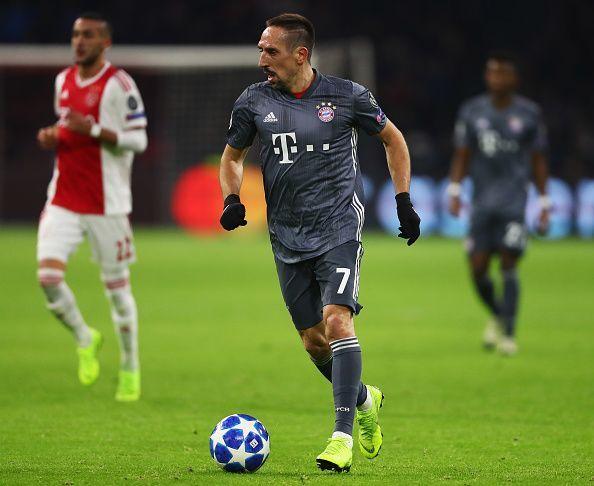Ajax v FC Bayern Munich - UEFA Champions League Group