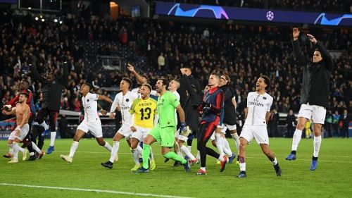 Paris Saint-Germain are high on confidence after their victory over Liverpool in the mid-week