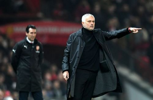 Jose Mourinho is scouring the market for able reinforcements