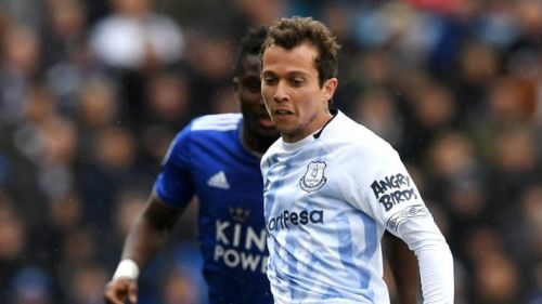 Bernard emerged as a bigger threat for Liverpool's defence