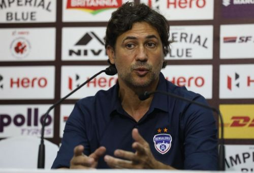 Carles Cuadrat expects a tough encounter against ATK