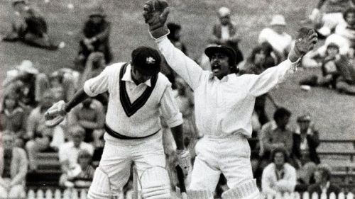 1977-78 was the last time an Indian team had managed to win the fourth test of a series Down Under.