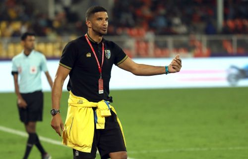 Manjappada criticised head coach David James' tactics