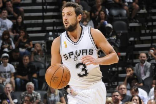 Marco Belinelli led the bench scoring with 14 points (Image Credit: BR)