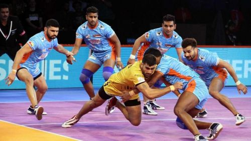 Telugu Titans need to win the match to keep their playoff hopes alive