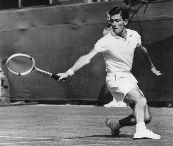 Ken Rosewall - the youngest and oldest winner of the Australian Open