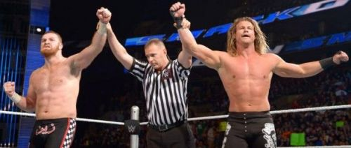 Ziggler and Zayn were initially supposed to battle at Survivor Series 2016.