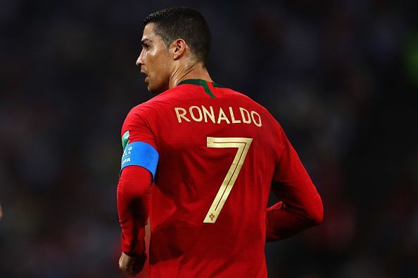 Portugal v Spain: Group B - 2018 FIFA World Cup Russia