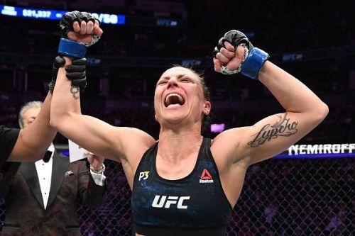 Nina Ansaroff is heading to a new level altogether