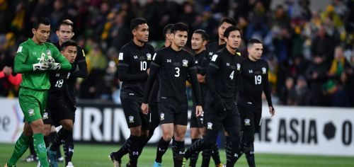 Thailand could not defend their AFF Suzuki Cup title