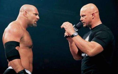 Goldberg and Stone Cold: Reluctant bedfellows