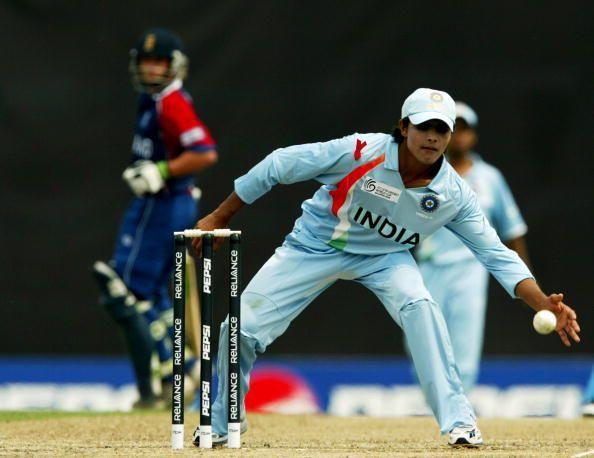 England v India - ICC U19 Cricket World Cup