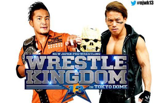 Kushida takes on Ishimori for the IWGP Junior Heavyweight Championship