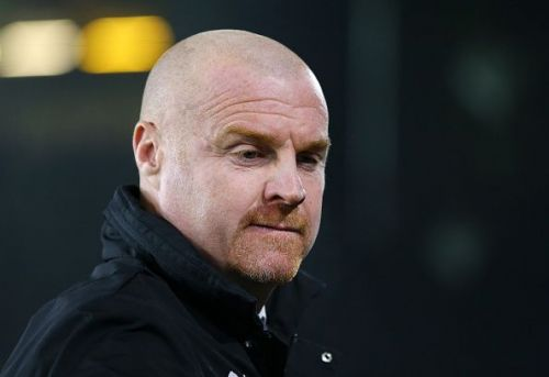 Sean Dyche after Liverpool defeat