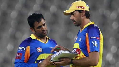 Dhoni and Fleming have devised successful auction strategies over the years
