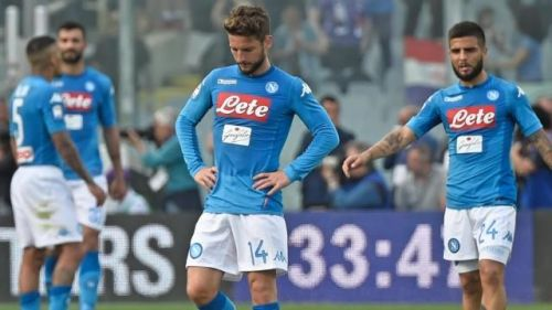 Napoli have a poor away record on English soil