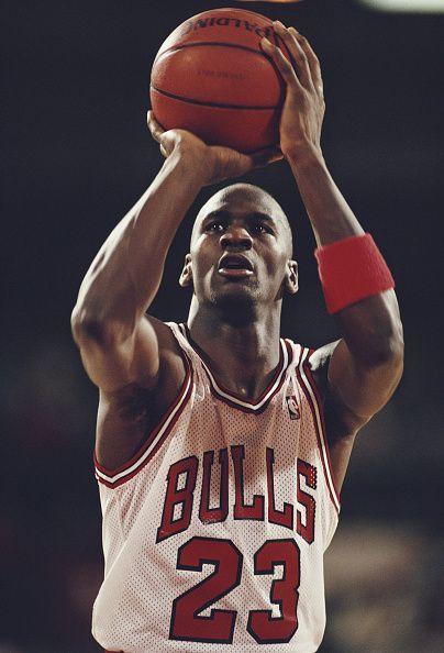 shot Remembering NBA: the Jordan's last for Michael